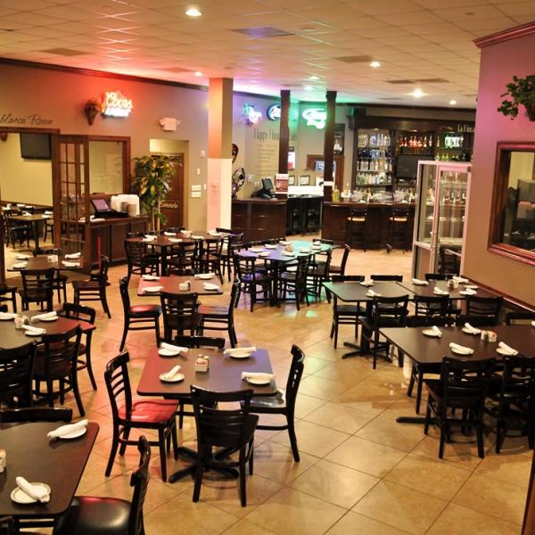 La Finca Restaurant Katy Menu